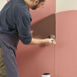 Krok 4. Metamorfoza sypialni przy uĺyciu farb Wall Paint i Chalk Paint Annie Sloan