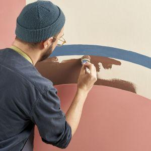 Krok 7. Metamorfoza sypialni przy uĺyciu farb Wall Paint i Chalk Paint Annie Sloan