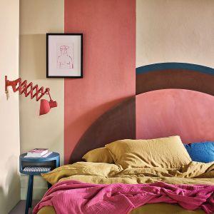 Metamorfoza sypialni przy uĺyciu farb Wall Paint i Chalk Paint Annie Sloan