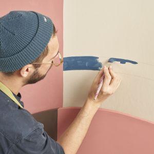 Krok 6. Metamorfoza sypialni przy uĺyciu farb Wall Paint i Chalk Paint Annie Sloan