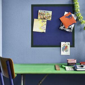 Fot. Annie Sloan, Greek Blue, Louis Blue, Giverny, Napolenic Blue, Athenian Black
