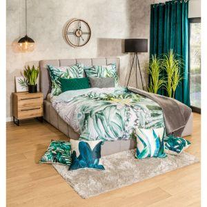 Przytulna i kolorowa sypialnia. Fot. Salony Agata