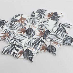 Płytki szklane z kolekcji Marble. Fot. Raw Decor