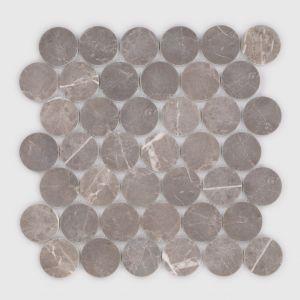 Płytki szklane z kolekcji Candy River Pebble. Fot. Raw Decor