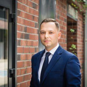 Tomasz Kosiba,  regionalny dyrektor sprzedaży w Gold Finance