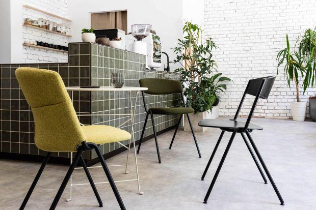 Krzesło Eke i fotel Algo to dwie nowości marki Noti projektu Niokodema Szpunara. Oba modelecechuje czystość i prostota form. Przeznaczonasą domieszkań oraz przestrzeni publicznych.<br /><br />