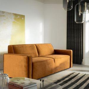 Sofa do małego salonu z kolekcji Muto. Dostępna w ofercie firmy Sweet Sit. Fot. Sweet Sit