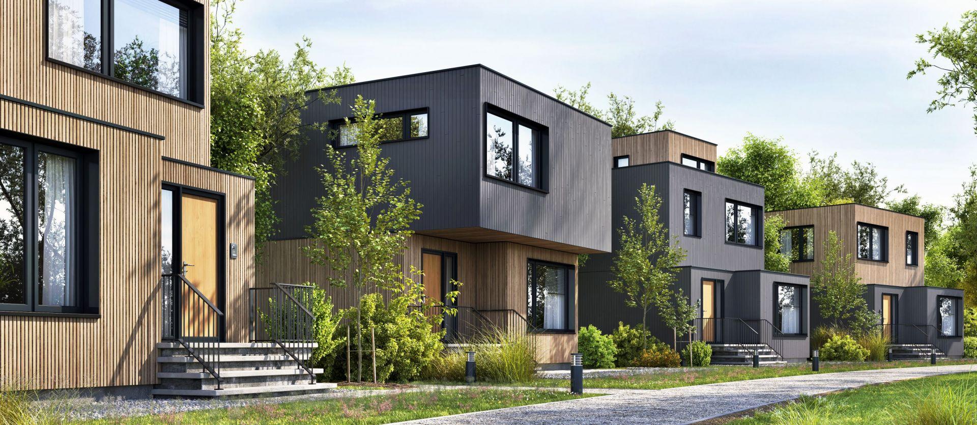 Nowoczesny dom powinien nie tylko nowocześnie wyglądać, lecz także służyć mieszkańcom oraz środowisku. Fot. Awilux Polska