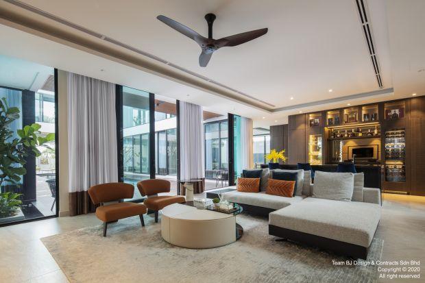 Luksusowa willa w Malezji. Tak mieszkają najbogatsi