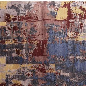 Tradycyjnie najchętniej sięga się po dywany wełniane – z czystej wełny owczej i wełny merino oraz ich mieszanek np. z wiskozą, a więc włóknem syntetycznym powstającym z przetworzenia naturalnej celulozy. Fot. Samarth
