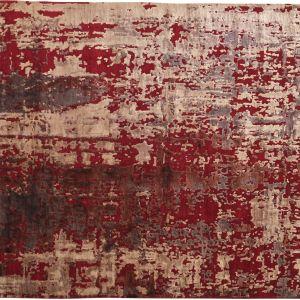 Wełna zapewnia dywanowi długowieczność oraz sprężystość, natomiast wiskoza nadaje szlachetny połysk. Fot. Samarth