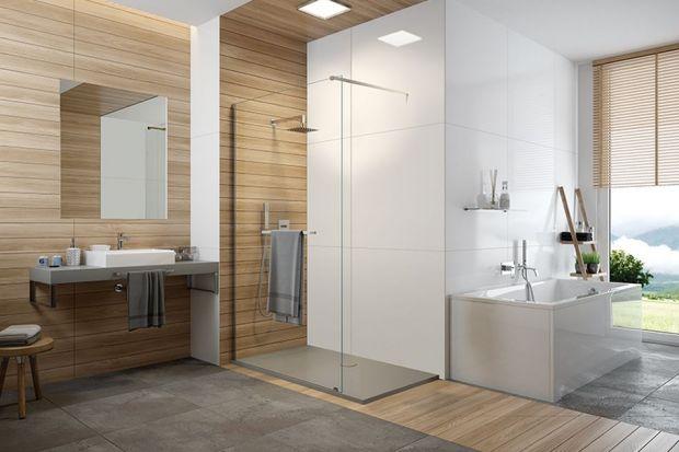 Do nowoczesnej łazienki z prysznicem warto wybrać kolorowy brodzik. Na rynku dostępne są modele od wyrazistych czarnychbarw po pastelowe wykończenia. Dzięki nim łazienka zaprezentuje się wyjątkowo efektownie.