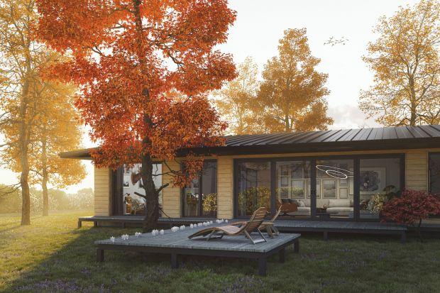 Taras wykonany z desek kompozytowych pięknie wygląda i oferuje wiele z zalet naturalnego drewna. Niewymaga także sezonowego zabezpieczenia.<br /><br /><br />