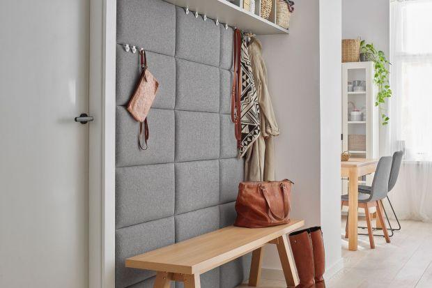 Wystarczy kilka paneli tapicerowanym, aby zaaranżować ścianę w przedpokoju, za łóżkiem, nad biurkiem czy w dziecięcym pokoiku. Zobaczcie ciekawą nowość polskiego producenta!