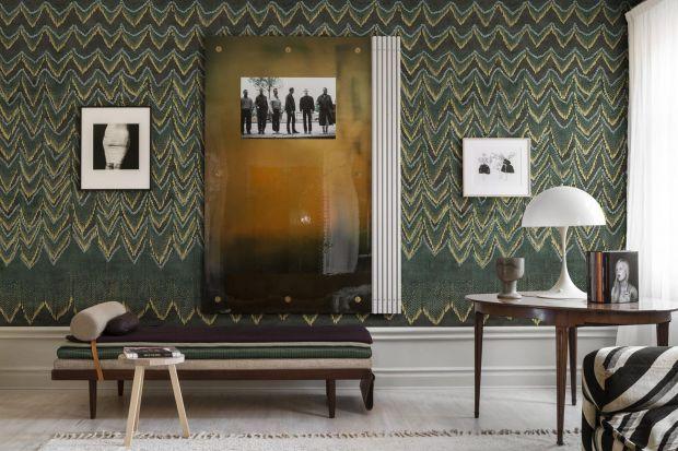 Rebel Walls to szwedzka marka tapet, które powstają przy użyciu druku cyfrowego. Zobaczcie świeżą, jesienną kolekcję w bardzo artystycznym stylu!
