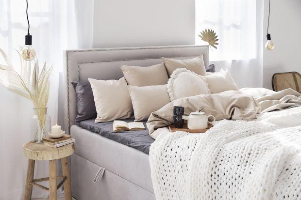 Ciepła i przytulna sypialnia to miejsce idealne na spędzanie długich jesiennych wieczorów. Zobaczcie jak modnie ją urządzić razem z Westwing.